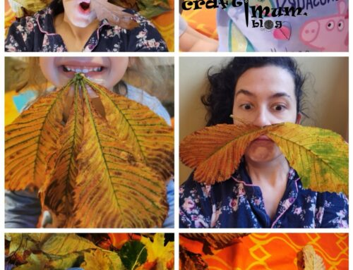 Leaves mustaches & beards